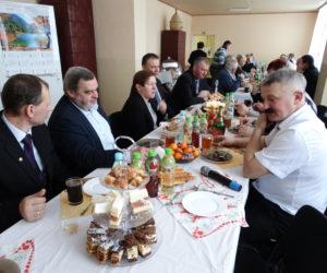 Spotkanie opłatkowe Koła Pszczelarzy w Dębicy – Gębiczyna 18.12.2016r