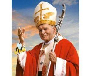 W 100. Rocznicę urodzin Świętego Jana Pawła II