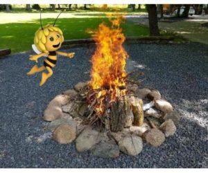 Zapraszamy na ognisko